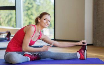 Разрешенные и запрещенные физические упражнения во время месячных