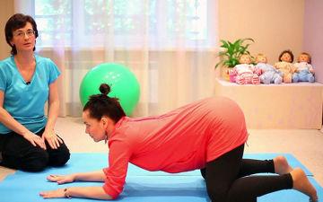 Какие упражнения выполнять, чтобы снять тонус в матке