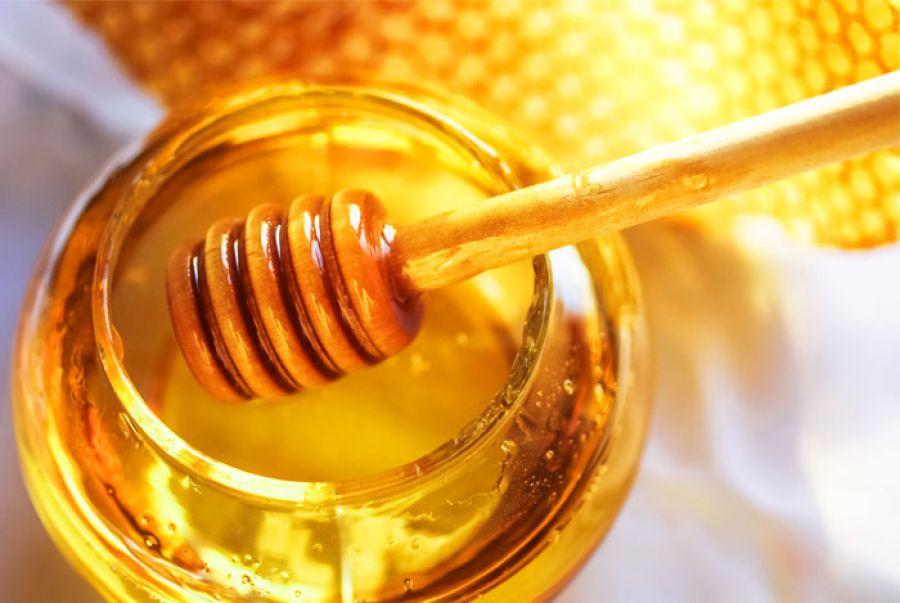 мед при эрозии