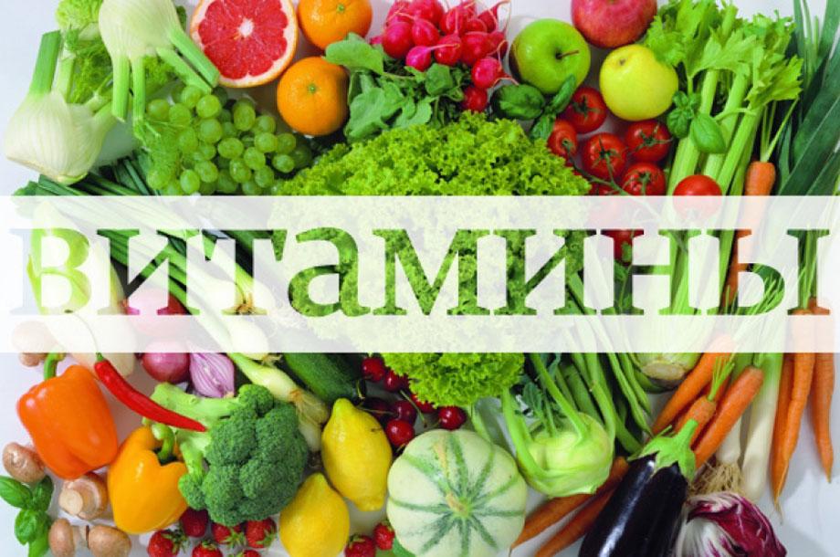 витамины при лечении гинекологии