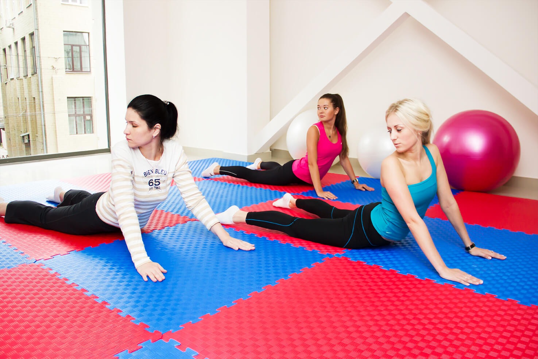 ЛФК и йога