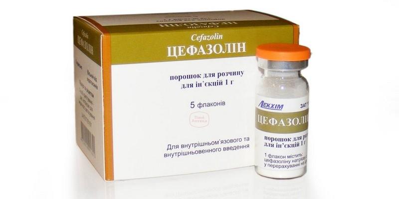 Цефазолина