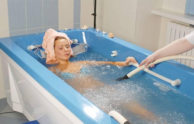 Радоновые ванны и миома матки отзывы